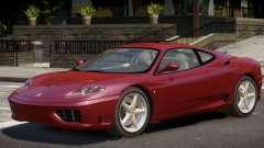 Ferrari 360 V1.0 для GTA 4