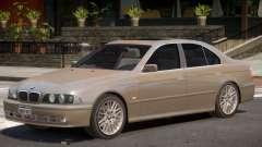 BMW 525I E39 V1.1 для GTA 4