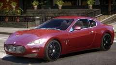 Maserati Gran Turismo Y12 R2 для GTA 4