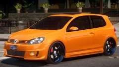 Volkswagen Golf GTI V1.0 для GTA 4