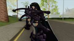 Huntress: The Zealous Crusader V2 для GTA San Andreas