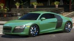Audi R8 V10 V1.1 для GTA 4