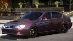 Subaru Legacy V1 для GTA 4