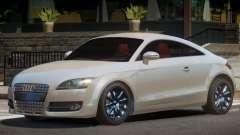 Audi TT Y07 для GTA 4