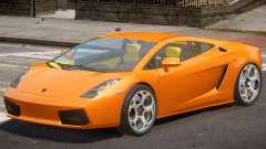 Lamborghini Gallardo ST для GTA 4