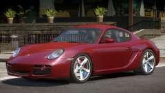 Porsche Cayman ST для GTA 4