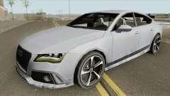 Audi RS7 2014 (White Interior) для GTA San Andreas