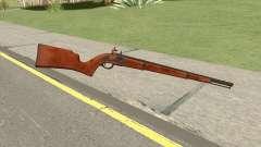 Edinburgh Musket (Orange) GTA V для GTA San Andreas