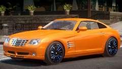 Chrysler Crossfire V1 для GTA 4