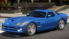 Dodge Viper Y12 для GTA 4