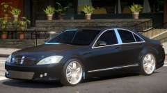 Mercedes W221 Brabus для GTA 4