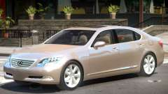 Lexus LS600 V1 для GTA 4