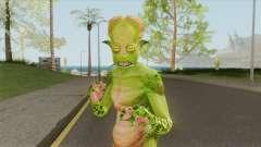 Alien V2 (GTA V Online) для GTA San Andreas
