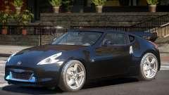 Nissan 370Z ST для GTA 4