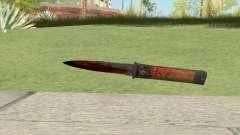 Edinburgh Switchblade (Bodyguard) V3 GTA V для GTA San Andreas