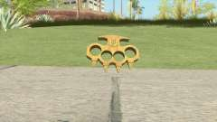 Knuckle Dusters (The Ballas) GTA V для GTA San Andreas