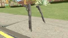 Pump Shotgun GTA IV для GTA San Andreas