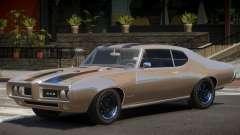 1968 Pontiac GTO для GTA 4