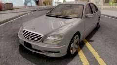 Mercedes-Benz W220 S55 AMG