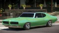 Pontiac GTO ST для GTA 4