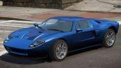 Ford GT V1.0 для GTA 4