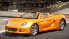 Porsche Carrera GT-R V1 для GTA 4