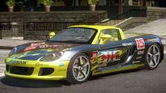 Porsche Carrera GT V1.1 PJ2 для GTA 4
