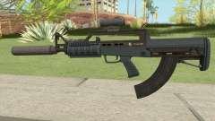 Bullpup Rifle (Three Upgrades V6) Old Gen GTA V для GTA San Andreas