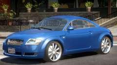 Audi TT RS V1.1 для GTA 4
