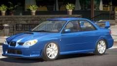 Subaru Impreza Spec C для GTA 4