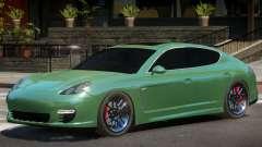 Porsche Panamera Turbo S V1 для GTA 4