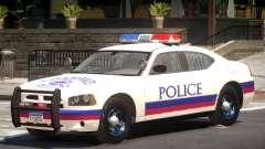 Dodge Charger Y12 Police для GTA 4
