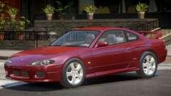 Nissan Silvia S15 ST для GTA 4