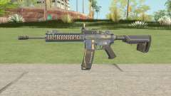 M4A1 (Sudden Attack 2) для GTA San Andreas