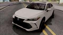 Toyota Avalon Hybrid 2020 White