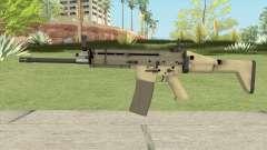 SCAR-L (L4D2) для GTA San Andreas