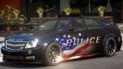 Albany Stinger Police для GTA 4