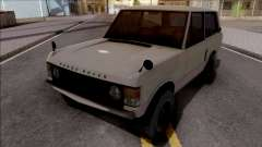 Land Rover Range Rover Classic 1970 для GTA San Andreas