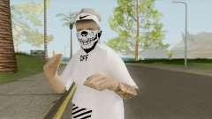 Random Skin V1 (Off-White) для GTA San Andreas