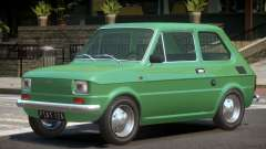 Fiat 126 V1.0 для GTA 4