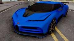 Bugatti Centodieci EB110 2020 Milestone