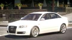 Audi RS4 ST для GTA 4