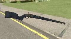 Edinburgh Musket (LSPD) GTA V для GTA San Andreas