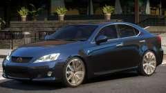 Lexus IS V1.0 для GTA 4