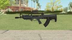Bullpup Rifle (Three Upgrades V1) Old Gen GTA V для GTA San Andreas