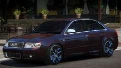 Audi S4 Y04 для GTA 4