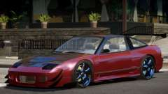 Nissan 240SX V1 для GTA 4