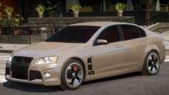 Holden HSV V1 для GTA 4