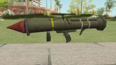 Guided Missile Launcher (Fortnite) для GTA San Andreas