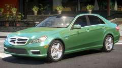Mercedes E63 Y10 для GTA 4